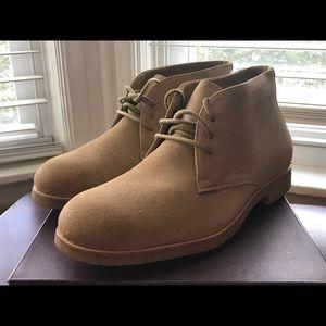 Johnston & Murphy - Suede Chukka boots